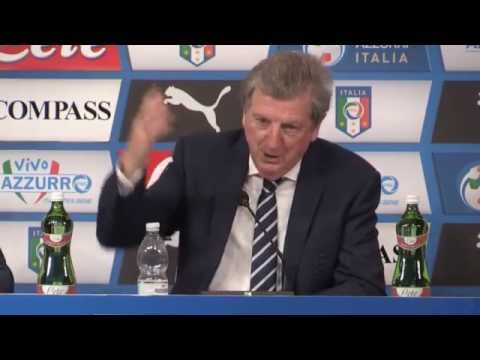 Hodgson dissapointed at england first half