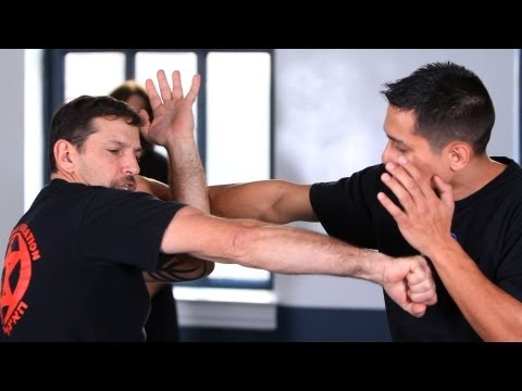 Defending Yourself in Close Quarters | Krav Maga Defense Image 1