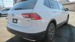 2019 Volkswagen Tiguan Baltimore MD Parkville, MD #O9059041