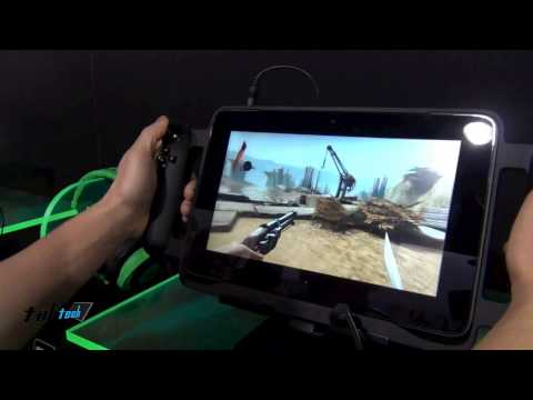 Razer Edge Gaming Tablet Hands On | English