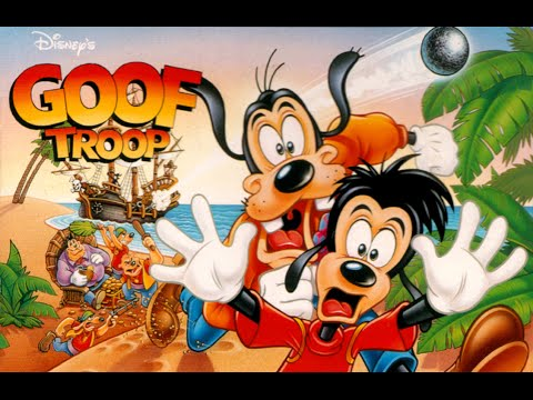 Goof Troop - Fase 1