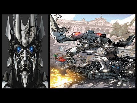 Transformers Movie History: Sideswipe Origin Story (Is he dead?)