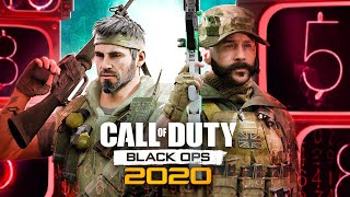 CALL OF DUTY 2020 REVEAL LEAKED in WARZONE…