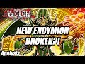 Yu Gi Oh NEW ENDYMION PENDULUM TOO BROKEN Lord Of Magician Structure Deck 2019 mp3