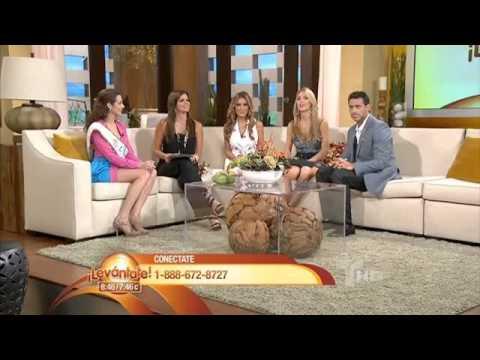 Levantate Telemundo 2011 en Lev Ntate de Telemundo