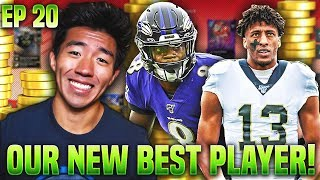 WE GET OUR BEST PLAYER! NO MONEY SPENT EP.20! Madden 20 Ultimate Team