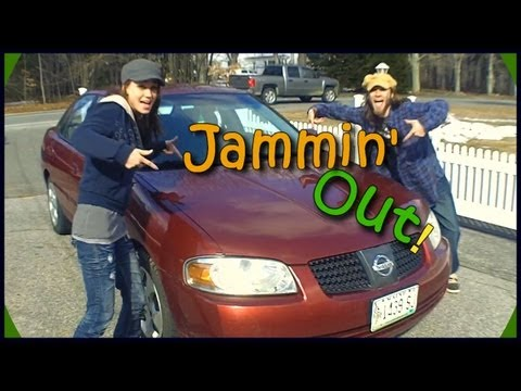 Stock Stereo Jammin' w/ Sister EXO's OEM System | Playing Some Bassy Songs With Rugrats Soundtrack