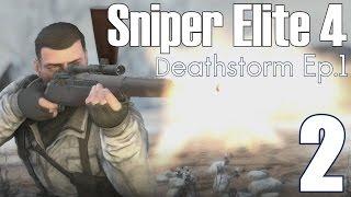 Sniper Elite 4 Deathstorm: Inception DLC Part 2