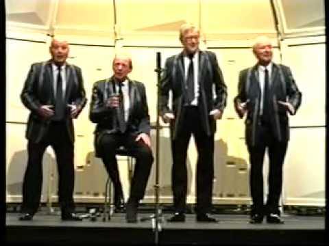 Barbershop Quartet Champions Seniors Barbershop Quartet