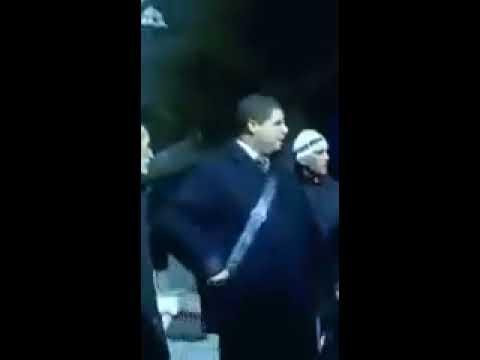 بالفيديو: لحظة القبض على نشال روع الأمنيين بالبيضاء