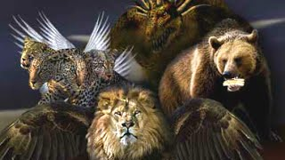 Daniel Chapter 7 - The Four Beasts & The Little Horn