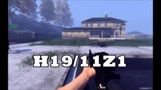 My first Experience in H1Z1 Battle Royale