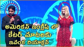 IT Minister KTR Superb English Speech At GES || Global Entrepreneurship Summit || Ivanka Trump