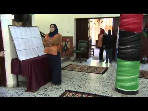 Libya votes amid  #039;dividing #039; boycott 2