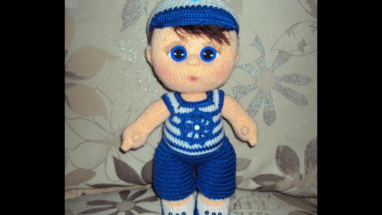 Вязание куклы мастер класс елены ткачевой 389