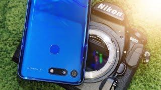 Honor View 20 vs Nikon D850 Camera Comparison - Can it replace your Pro DSLR?