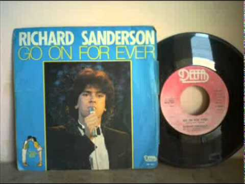 Richard Sanderson - Go On Forever