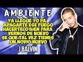 J Balvin - Ambiente (Letra)