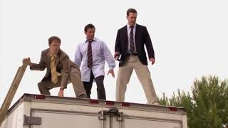The Office   Parkour! Episode Highlight