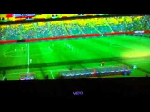Coupe du Monde Feminine 2015 Match Chine - Cameroun 1ere partie du Match
