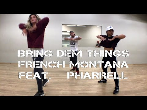 """Bring Dem Things"" - French Montana 