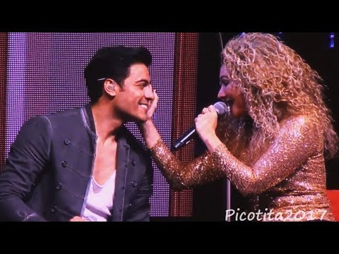"CARLOS RIVERA CANTANDO ""DESPACITO"" - 4° Auditorio Nacional Jul 14, 2017"