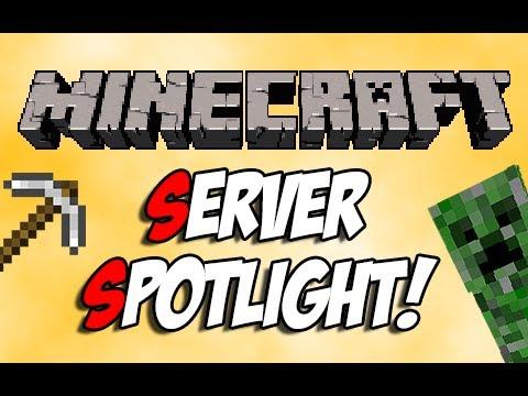 Minecraft: Server Spotlight! Episode 1 - Hogwarts