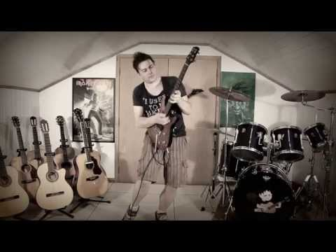 Doom Theme Song by GuitarGamer (Fabio Lima)