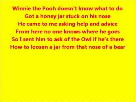 Return to Pooh Corner (lyrics)