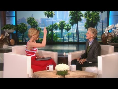 Bird Impressions with Elizabeth Banks