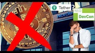 Tin quan trọng - Chính phủ Mỹ mời Tether và sàn Bitfinex hầu tòa / Hội nghị Neo Developer