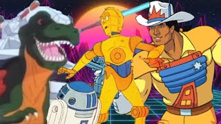 Ten 80s Cartoons that only lasted ONE season #2...wonder why??
