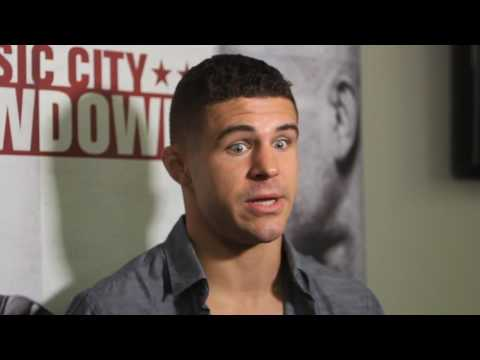 UFC Nashville: Al Iaquinta Reflects On Knockout Of Diego Sanchez