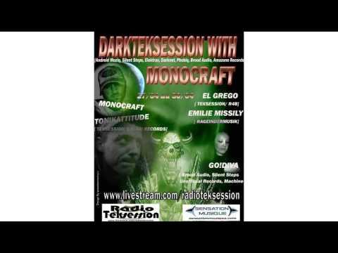 MONOCRAFT - Darkteksession Podcast (04-11-2012)