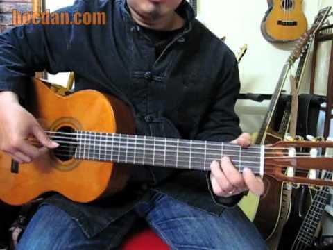 Bài 4 - Guitar đệm hát - Điệu Valse Boston - Riêng Một Góc Trời - Hiếu Orion