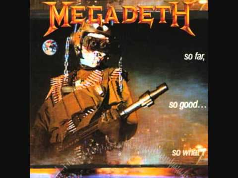 Megadeth - Set The World On Fire