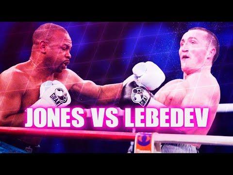 Roy Jones Jr vs Denis Lebedev (Highlights)