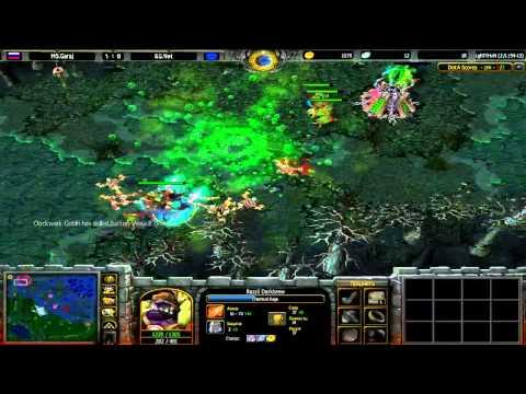 MoscowFive.Dota vs GG.Net @ GosuCup Final Game 2