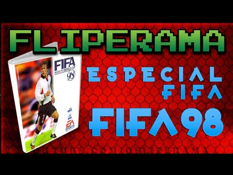 Especial Fifa - Fifa 98 - Copa AK47 (PC Windows 98)