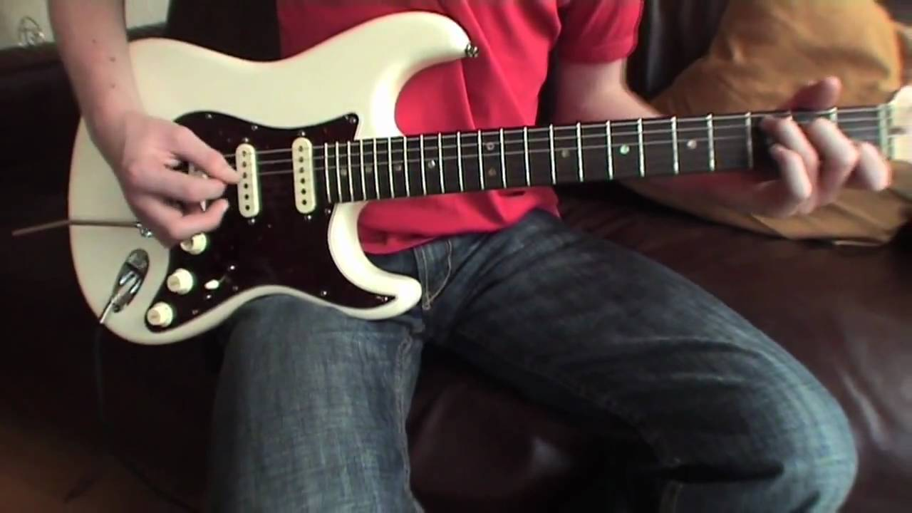 How to Make Your Guitar Feel Like an Ibanez