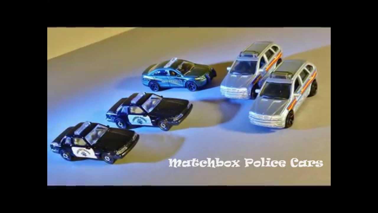 Police Car Matchbox Matchbox Police Cars Bmw