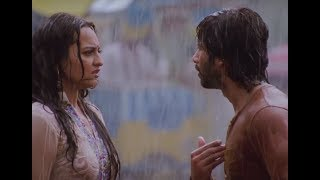 Shahid Kapoor and Sonakshi Sinha's romantic talks