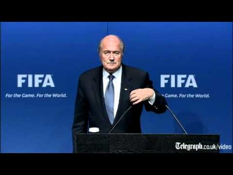 'What crisis?' says Fifa president Blatter