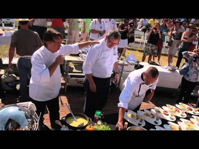 NOLA Navy Week Seafood Cookoff in New Orleans