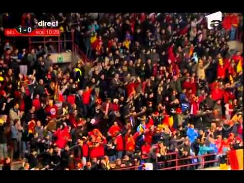 Belgium - Romania - 2-1 - All Goals & FuLL Highlights - 11.11.2011