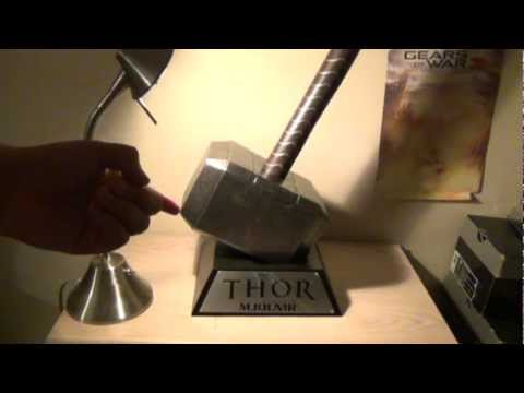 Thor Movie Hammer Mjolnir Replica From Museum Replicas Review