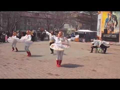 Народный ансамбль танца Экзотика - Махонька