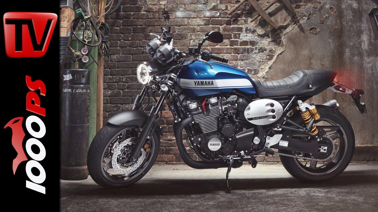 Yamaha XJR 1300 2015