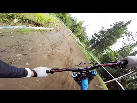 Mountain Bike POV Course Preview at Mont-St-Anne 2014