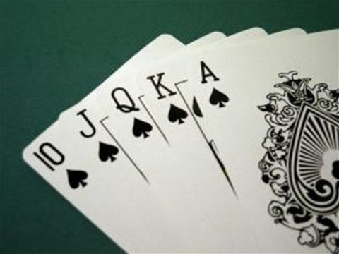 Poker: How To Gamble In 5 Card Draw